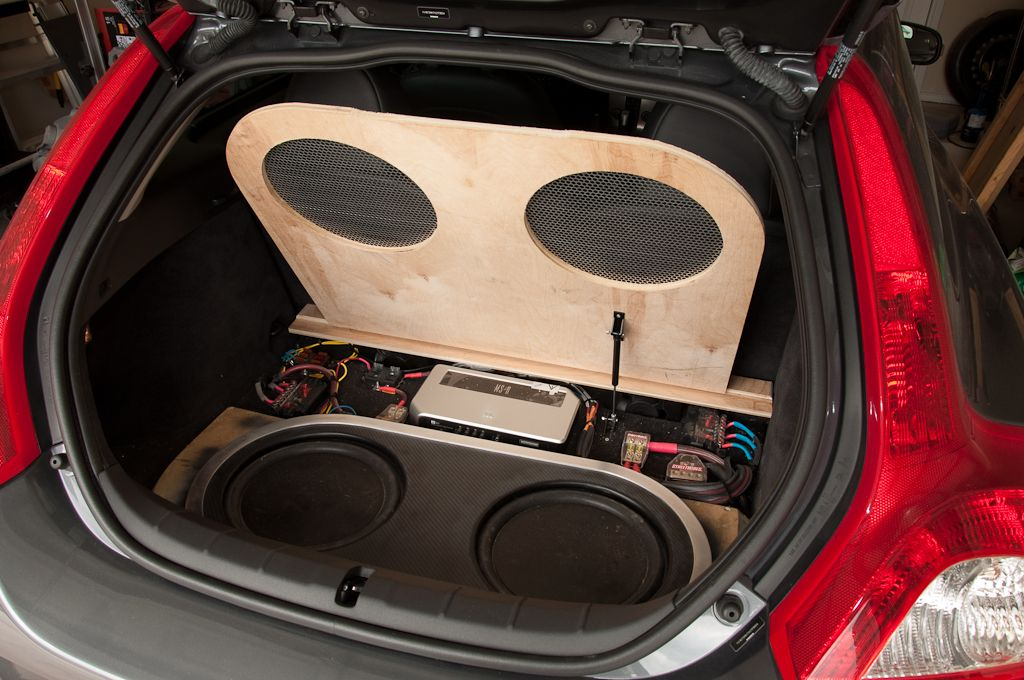 2010 Volvo C30 Dynaudio Hat Arc Stereo Integrity Page